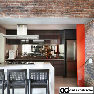 Waterproofing painting contractors and painters in cape for Kitchen installers cape town