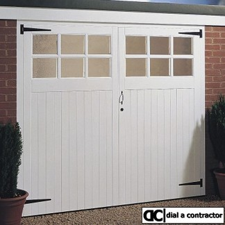 Garage Door Install And Automate Leading Construction And Building