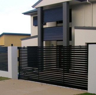 Gates Gate Motors And Gate Designs Leading Construction